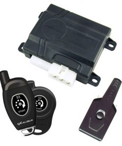 Excalibur Deluxe 2-way Stand-Alone Remote Start System
