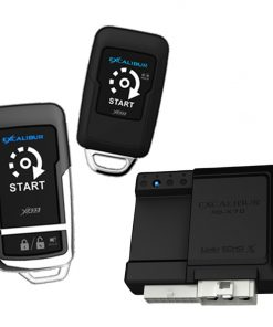 Excalibur 433MHz 1+1 /1-Button Remote Start (Linkr Ready)