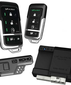 Excalibur 900MHz LED 2-Way  Keyless Entry & Remote Start (Linkr Ready)