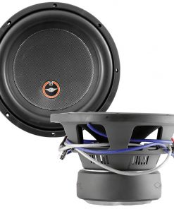 """Cadence 10"""" Subwoofer 1200W Max 2 Ohm DVC"""