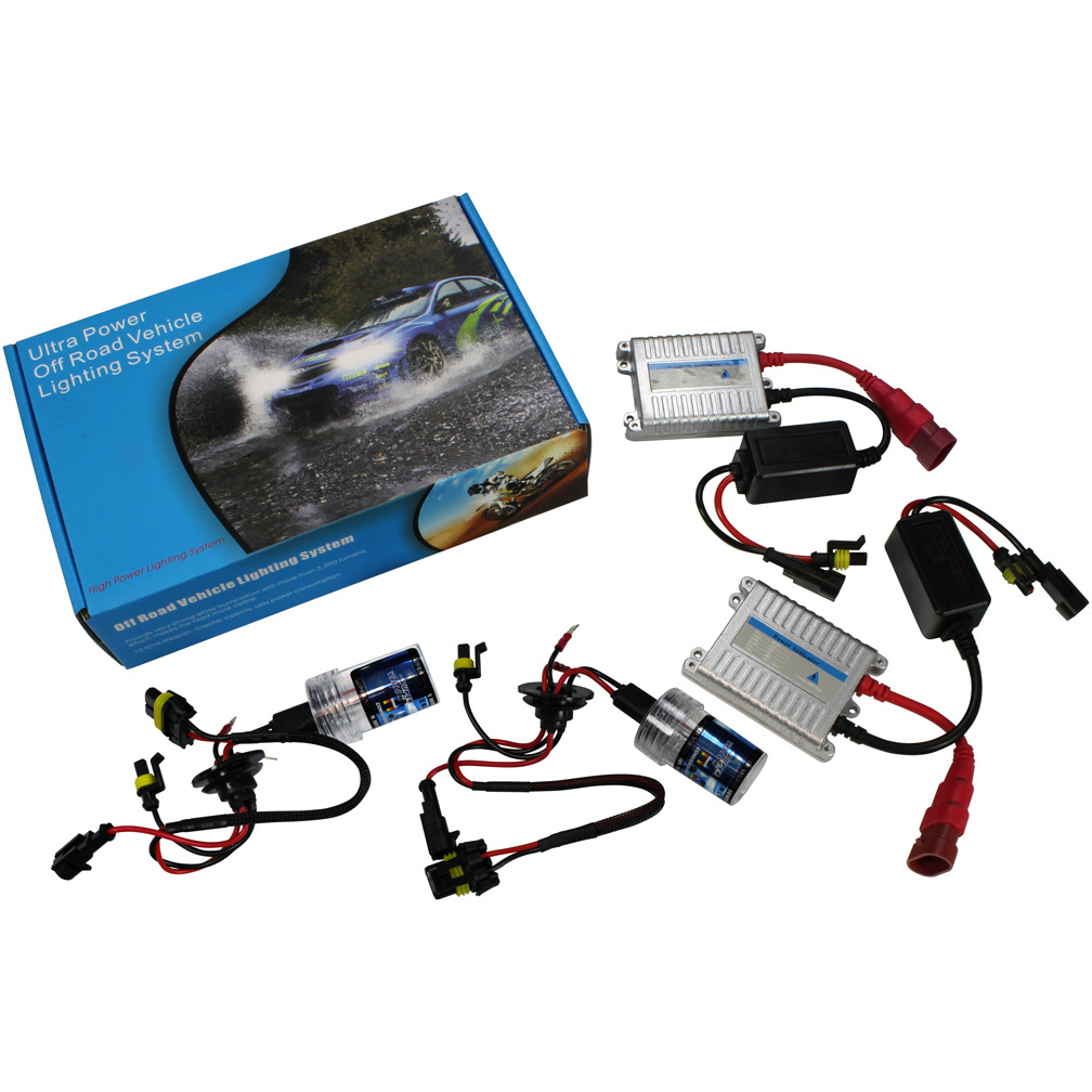 HID Full Conversion Kit with water proof ballast