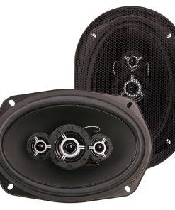"Precision Power Sedona 6x9"" 4-Way 500W Max Full Range Speaker"