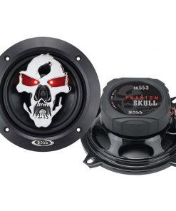 """Boss Phantom Skull 5.25"""" 3-Way Speaker 275W Max"""