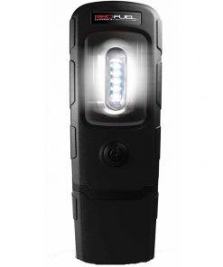 Schumacher 200 Lumens 360 Degree LED Cordless Work Light (Black)