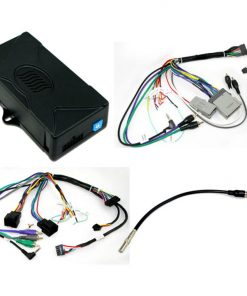 CRUX On Star Radio Replacement Interface for Select GM Lan 11-Bit w/SWC