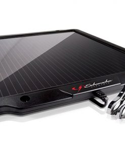 Schumacher 4.8W Solar Battery Charger Maintainer