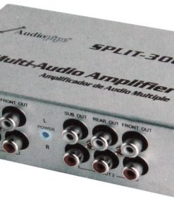 Audiopipe Multi-Audio Amplifier 3 RCA outputs