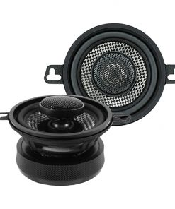 "SPEAKER 3.5"" 2-WAY (Pair) 80WATTS AMERICAN BASS;CARBON FIBER"