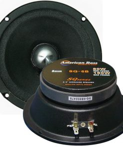 "MIDRANGE 6"" AMERICAN BASS300W Max (sold each)"