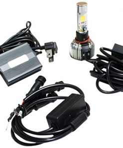 Street Vision H13 Cats Eye LED Headlight Conversion Kits - Dual Function Kit with driving and accent