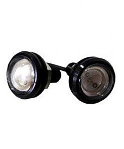 Street Vision Eagle Eye LED Custom Light (White) - Pair