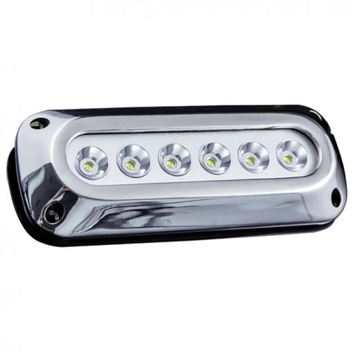Street Vision 6-LED 6X3W Surface Mount Marine Light Green
