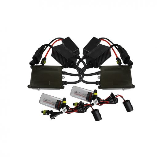 Street Vision 9004 HID Canbus-3 SLIM Ballast 5K Pure White HID KIT