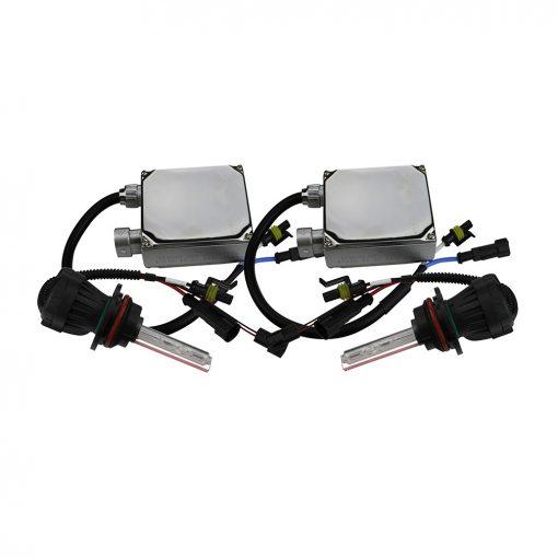 Street Vision H13-3 Biexnon AC Regular Ballast 5K Pure White*PAIR*