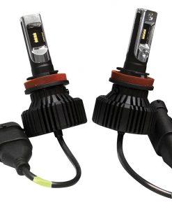 Street Vision Fan Less LED Headlights Shallow mount Design