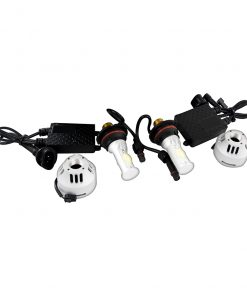 Street Vision PW13 5000K TRUE LED Headlight Kit-PAIR