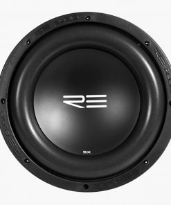 "RE Audio 10"" SXX Series Woofer 1200W RMS Dual 4 Ohm"