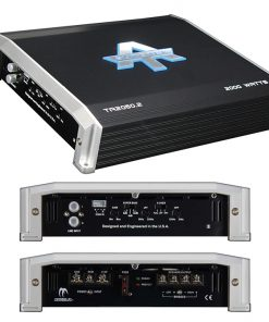 Autotek TA Series 2000w 2CH Amplifier