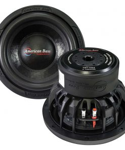 "American Bass 10"" Woofer 1200 watts max 4 Ohm DVC"