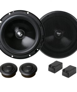 """Planet 6.5"""" 2-Way Component System 150W"""