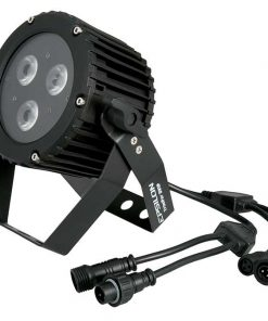 Epsilon 3-10 Watt RGBWA LED Outdoor Lighting