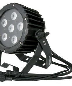 Epsilon 6-10 Watt RGBWA LED Outdoor Lighting