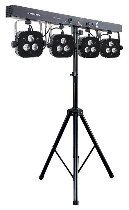 Epsilon Complete Portable 180 Watt LED System
