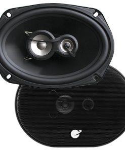 """Planet Torque Series 6x9"""" 3-Way Speakers"""
