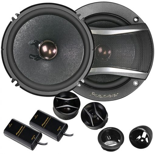 "Pioneer 6.5"" Component Set 350 Watts Max"