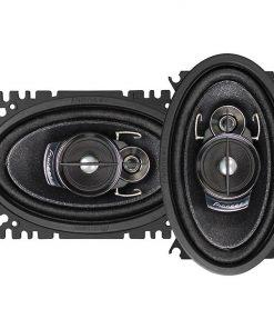 """Pioneer 4x6"""" Speakers 3 Way 200W Max"""