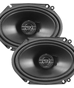 "Pioneer 6x8"" 2 Way Speakers 250 Watts - Pair"