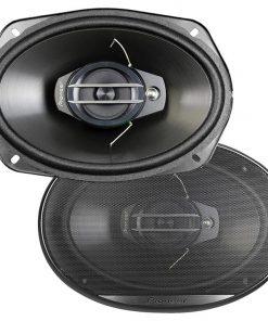 """Pioneer 6x9"""" 3 Way Speakers 400 Watts - Pair"""