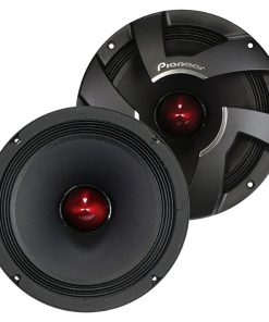 """Pioneer Pro Series 8"""" 700W Midbass Driver """"Pair"""""""