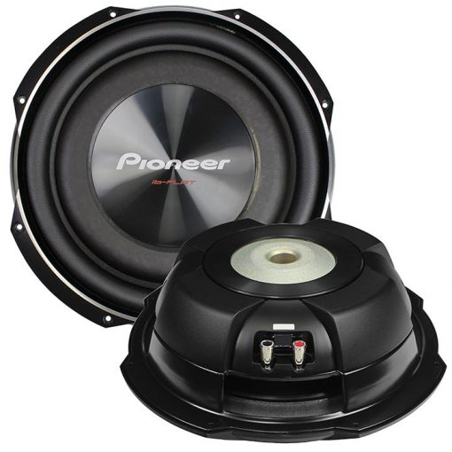 """Pioneer 10"""" Shallow Woofer 4 Ohm 1200W Max"""