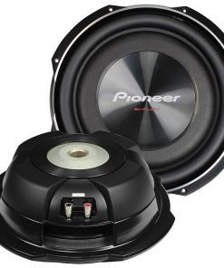 """Pioneer 12"""" Shallow Mount Woofer 1500W Max SVC 4 Ohm"""
