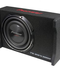 """Pioneer 12"""" Shallow Mount Pre-Loaded Enclosure 1500W Max"""