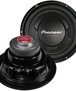 "Pioneer 1300 Watt Max 12"" Subwoofer 4 ohm Single Voice Coil"