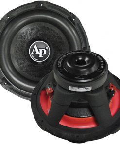 "Audiopipe 12"" Woofer 1200W Max 4 Ohm DVC"