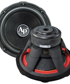 "Audiopipe 15"" Woofer 1800W Max 4 Ohm DVC"