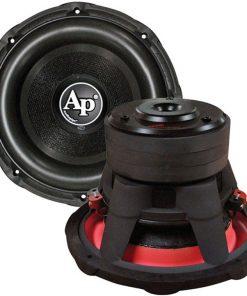 "Audiopipe 12"" Woofer 1800W Max 4 Ohm DVC"