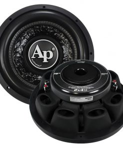 """Audiopipe Shallow 12"""" Subwoofer DVC 4 ohm 800 Watts Max"""