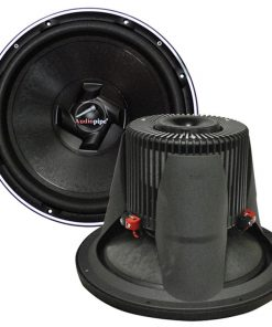 "Audiopipe 12"" SQ Woofer 2000 Watts Max"