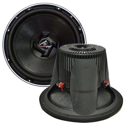 """Audiopipe 12"""" SQ Woofer 2000 Watts Max"""