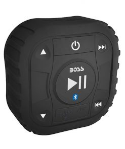 Boss universal bluetooth amplifier control module