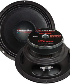 "American Bass 10"" Midrange Speaker (Sold each) 8Ohm"