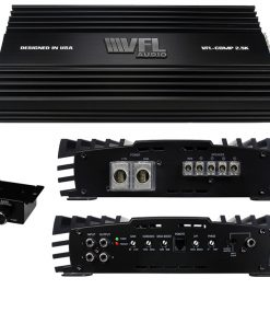 VFL AUDIO Competition Amplifier 2500 Watts RMS D Class