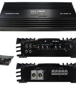 VFL AUDIO Competition Amplifier 3000 Watts RMS D class