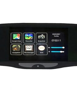 "BOYO Rear View DVR Mirror Monitor 5"""