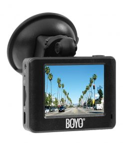 "Boyo Dash Cam with Built in 2"" Screen"