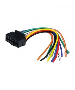 Nippon Pipeman 16 pin Wiring Harness for 2000+ JVC